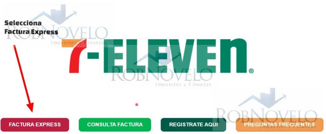 facturacion seven 7 eleven