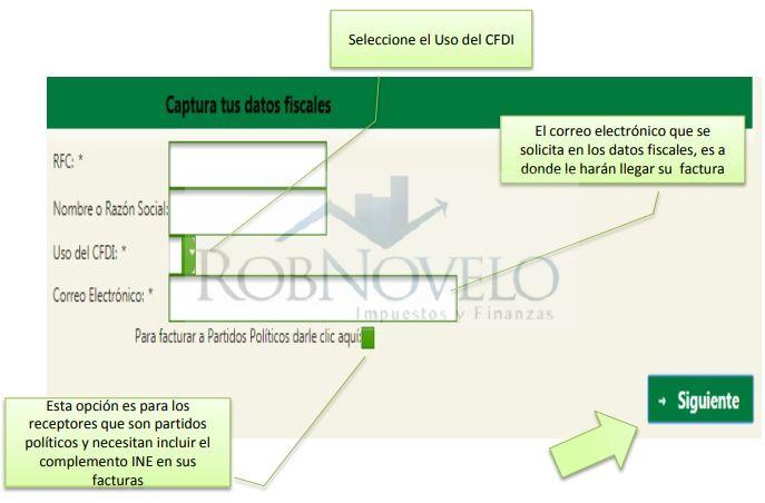 factura electronica ticket capufe
