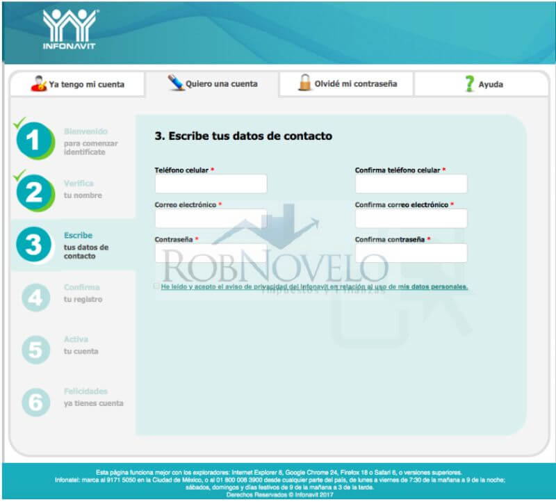 portal infonavit