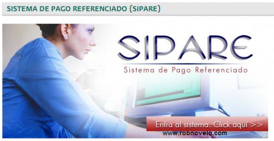 Sistema de Pago Referenciado Imss SIPARE
