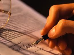 Cumplimiento de notarios