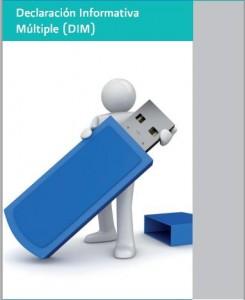declaracion informativa multiple 2011 Dim 2012