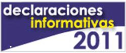 declaraciones informativas 2011