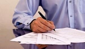 comunicar al patron que se presentara la declaracion anual