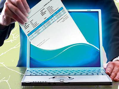 factura electronica, comprobante digital